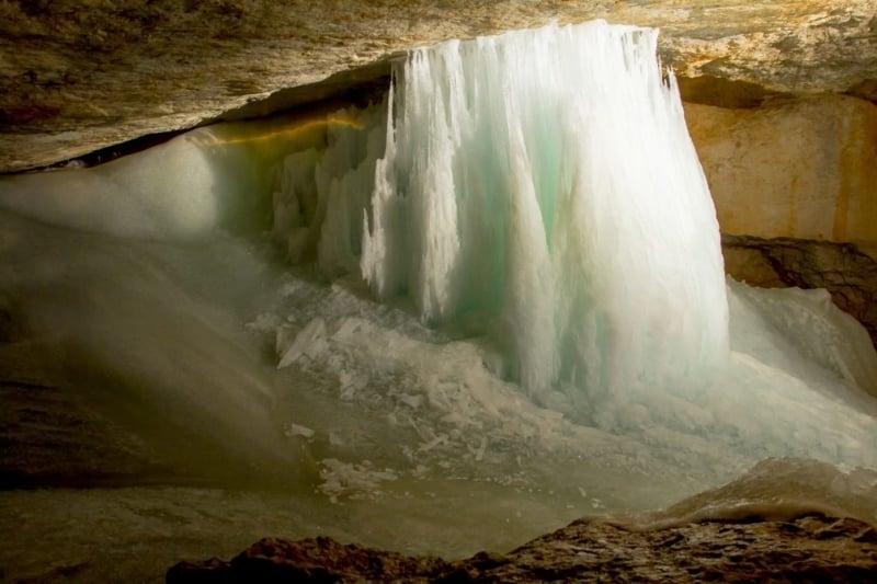 Giant Ice Cave