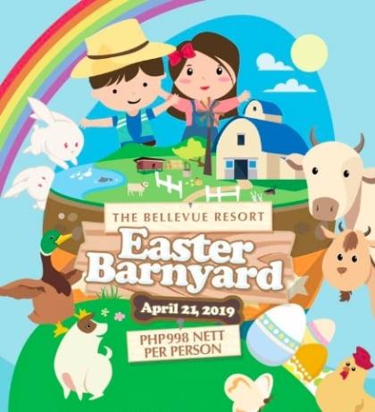 Easter Barnyard