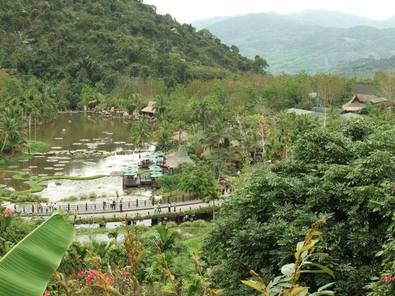 Yanoda Rainforest