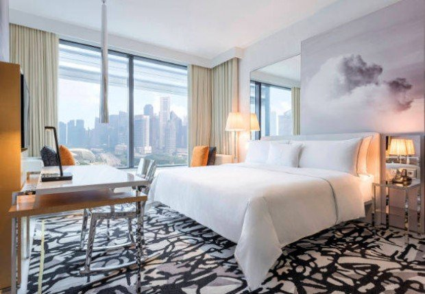 JW Marriott Singapore South Beach Opening Offer from SGD500
