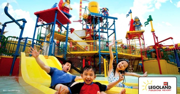 Buy 2 Get 1 FREE with Legoland Malaysia's School Holiday Offer
