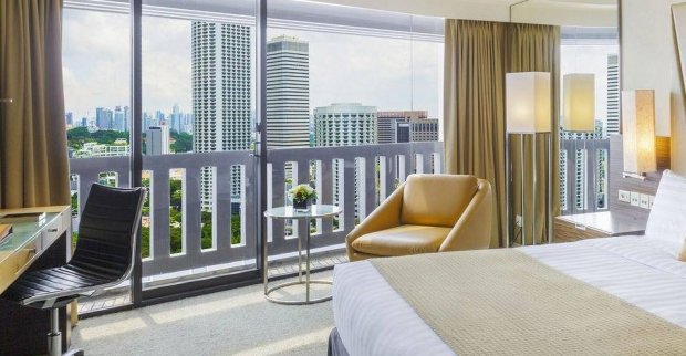 Stay Longer and Save 18% on your Stay in Marina Mandarin