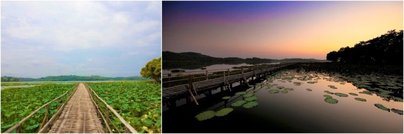 Chiang Saen Lake, Chiang Rai, Thailand