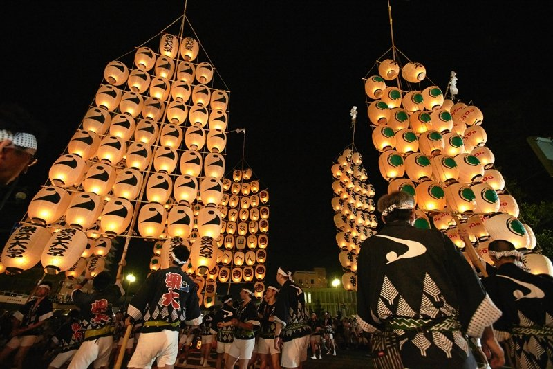 summer festivals in tohoku