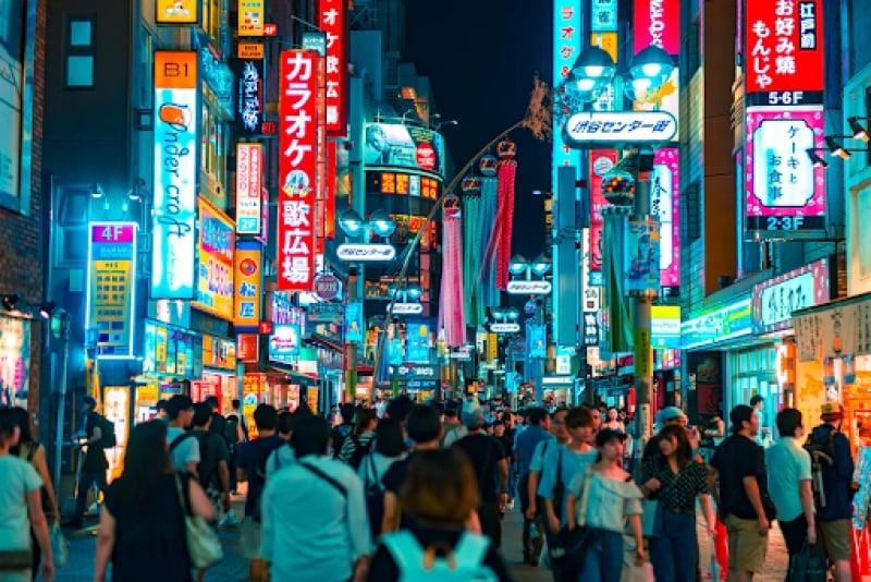 japan reopening
