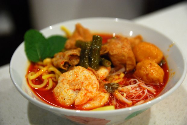 Món ăn ở Singapore: Laksa