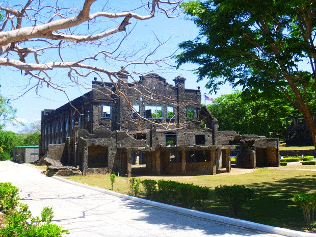 Corregidor Island is one of the haunted places in the Philippines