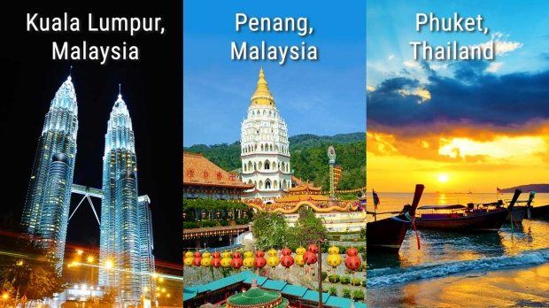 40% Off All Passengers | Thailand & Malaysia Cruise with Star Cruises