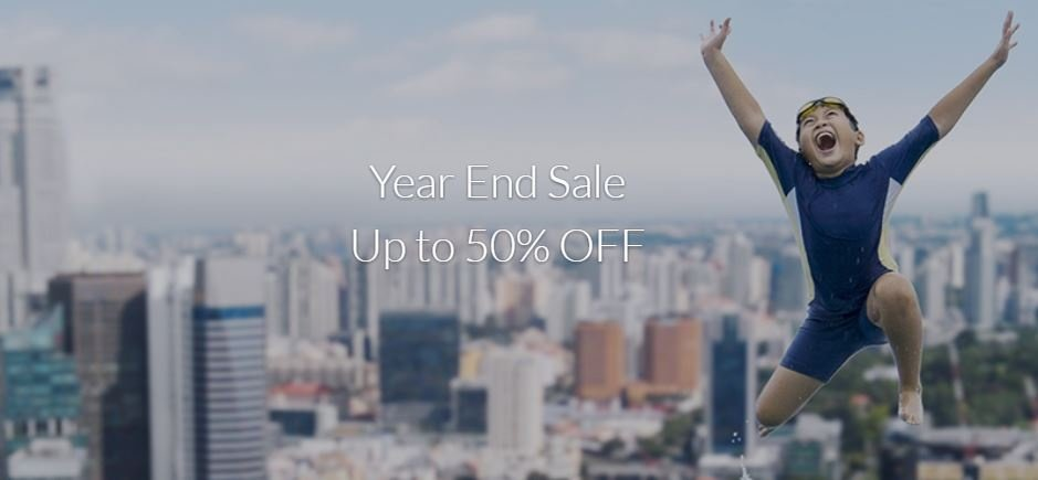 Year End Sale Up to 50% OFF