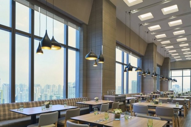 20% Off Stay for Breakfast at Courtyard Singapore Novena