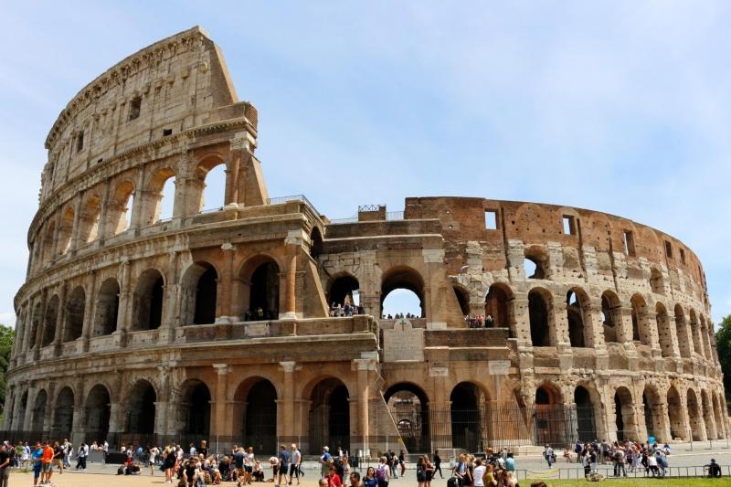 rome expectations vs reality