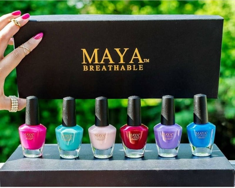 13 Halal Nail Polish Brands Muslim Women Should Check Out