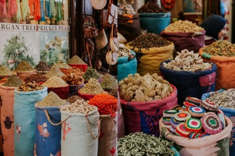Moroccan Artisans Marrakech Medina
