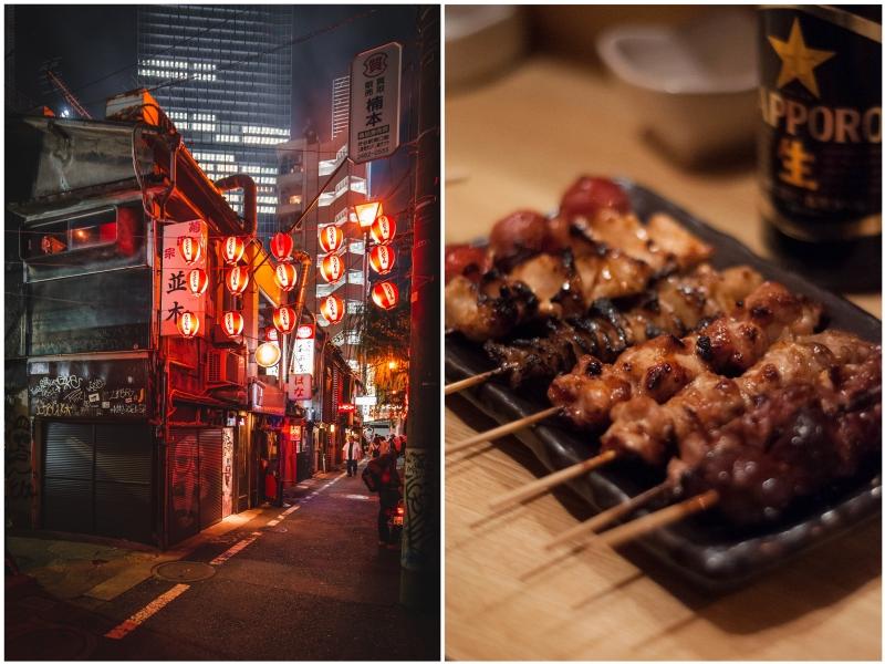 things to do in shibuya: explore nonbei yokocho