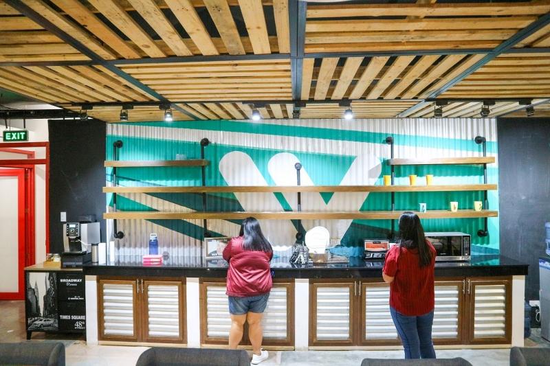 weremote coffee station