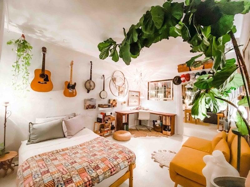 Airbnb in Williamsburg, Brooklyn