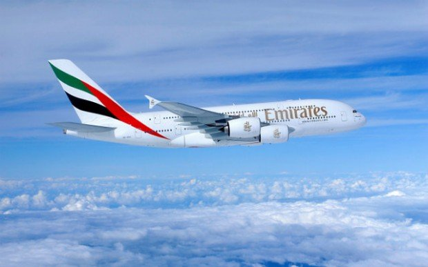 Take Off Up to 10% Savings on Emirates Flights with MasterCard