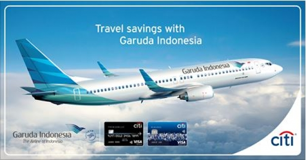 Get up to 25% Off on All Destination Routes from Singapore with Garuda Indonesia and Citibank Card