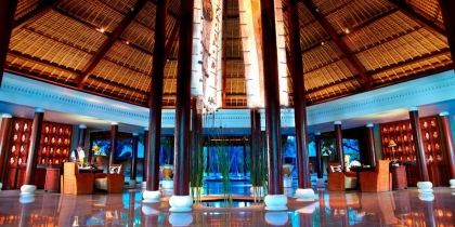 Lombok via Dubai