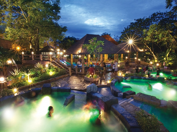 40% Discount on Lost World Hot Springs Night Park