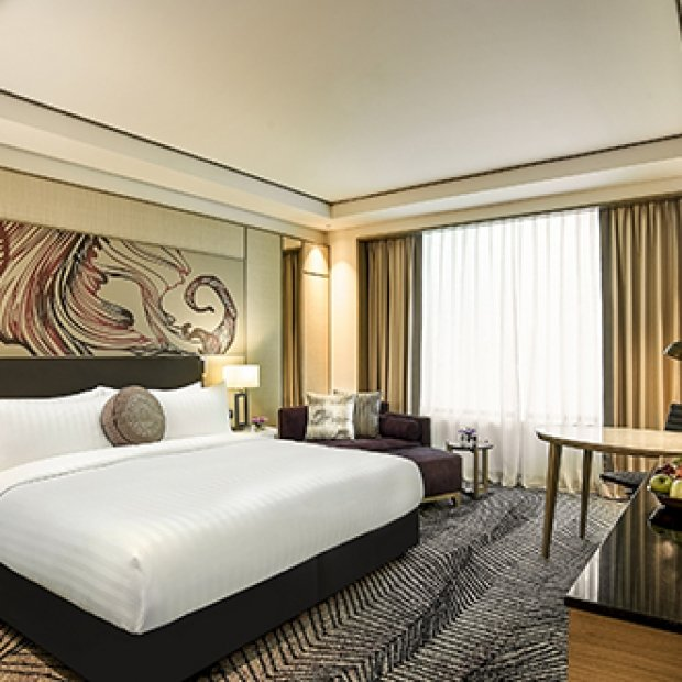 10% off Best Available Rate all Room Categories in Amari Johor Bahru with Maybank Card