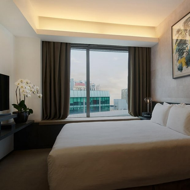 Sweet Deal in Pan Pacific Serviced Suites Orchard from SGD300