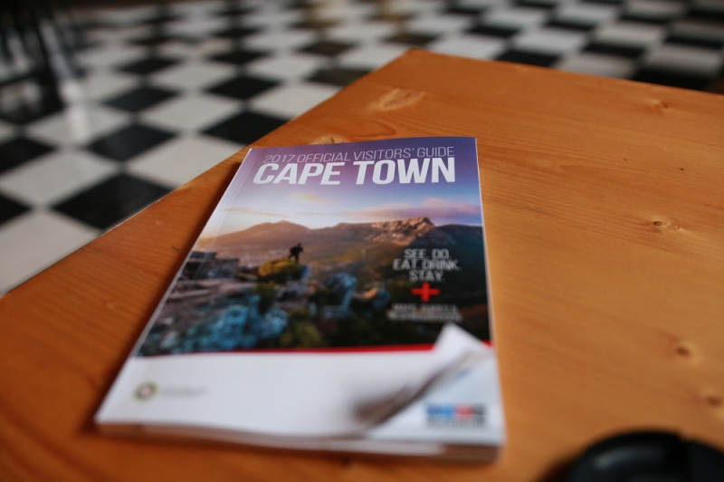 cape town visitor's guide