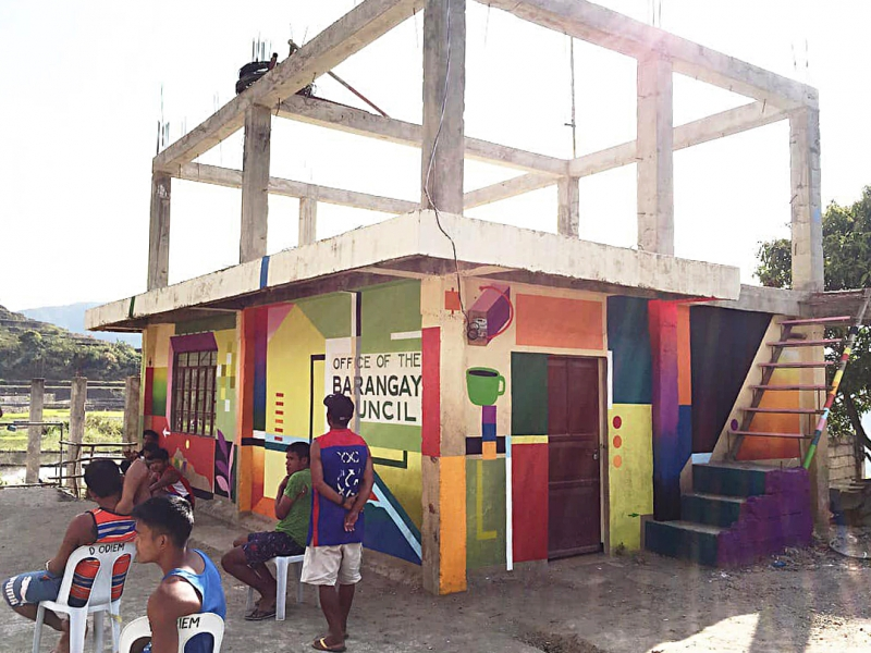 Take A Look Buscalan Village Now A Visual Feast Of Cultural