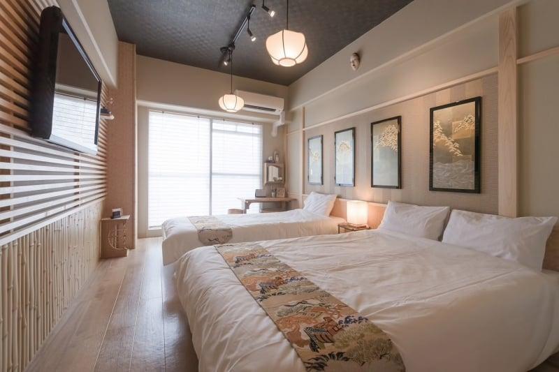 osaka airbnb