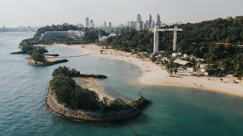 sentosa beach booking