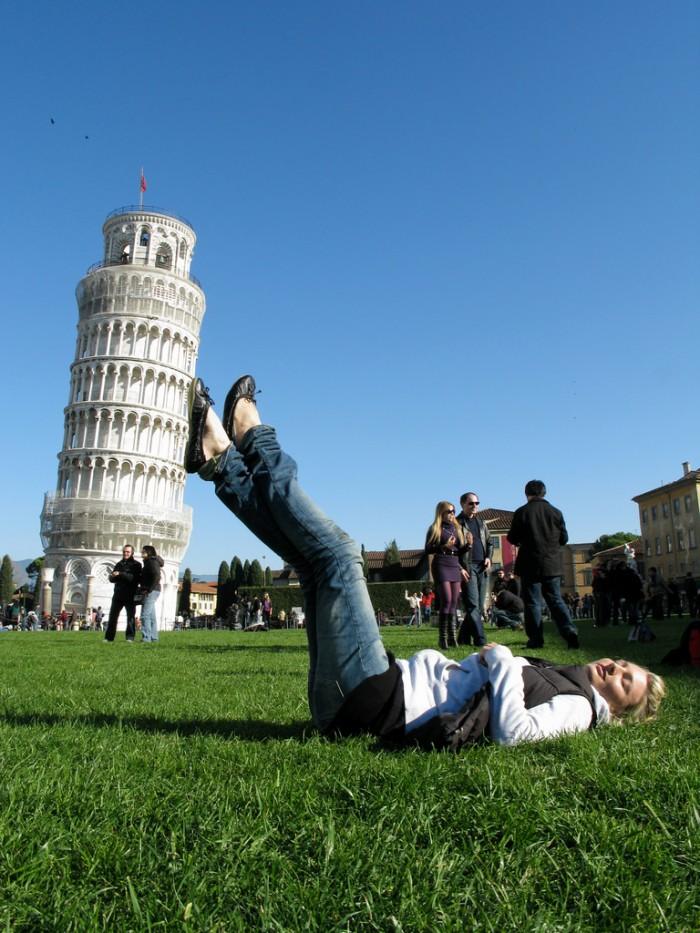 tourist shots