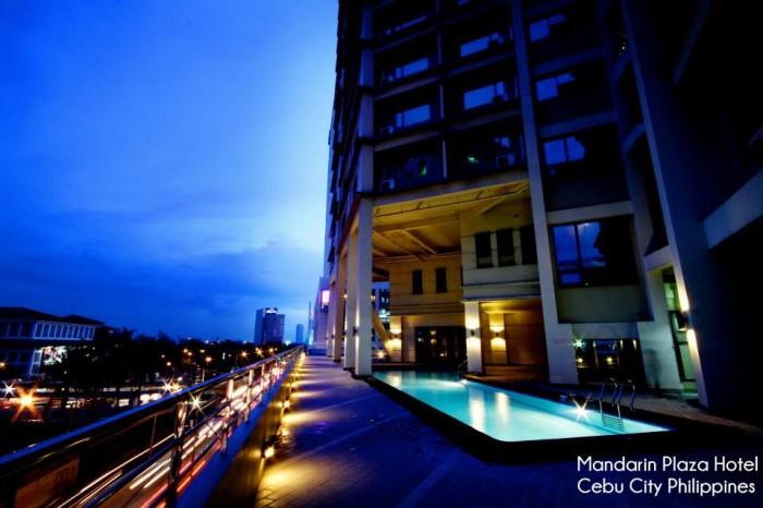 10 coolest staycation ideas in cebu city tripzillastays - Mandarin hotel cebu swimming pool ...