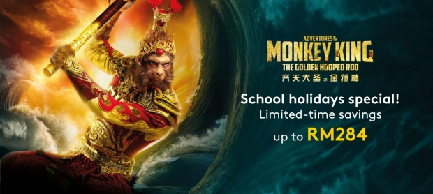 School Holiday Special in Resorts World Genting from RM284