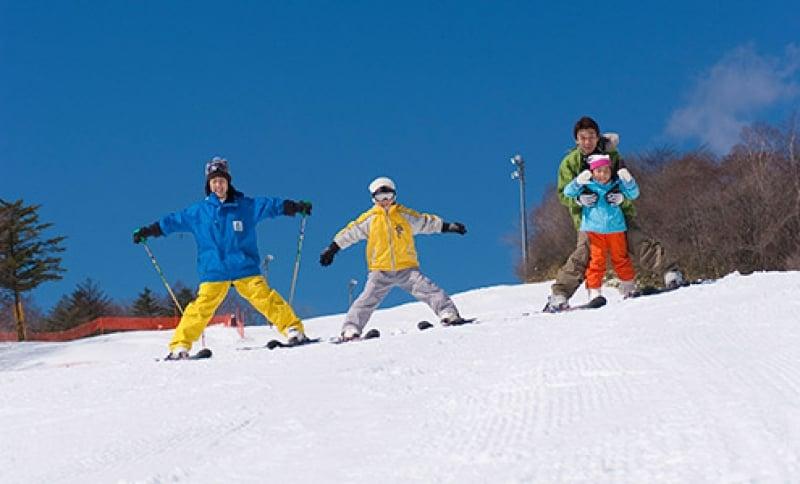Snow Town Yeti Skiing