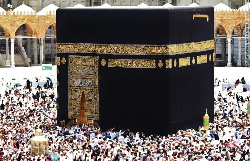Hajj Mecca Saudi Arabia