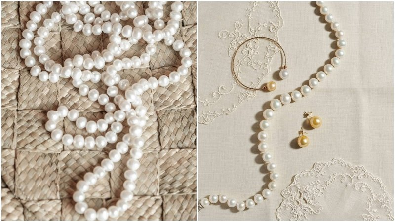 philippine souvenirs: pearls