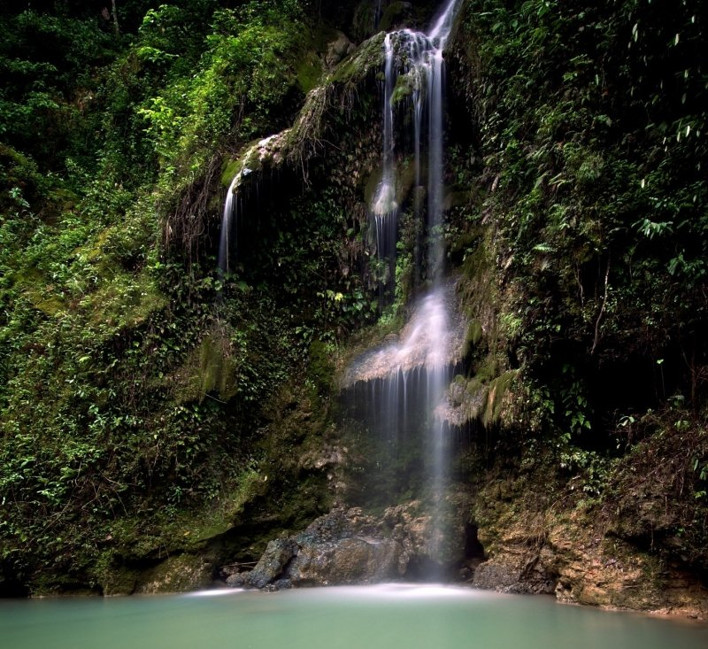 waterfalls near manila: daranak falls