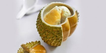 The 'Bibik Santan Durian Dessert' Has Arrived at Coffee Lounge