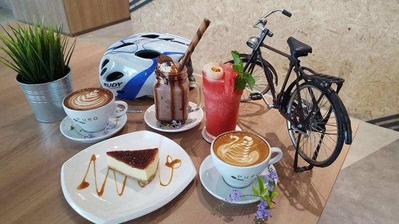 bike cafes klang valley