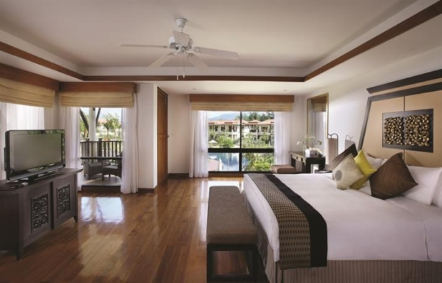 Angsana Villas Resort Phuket 1-For-1 One Room Night Promotion with HSBC Card