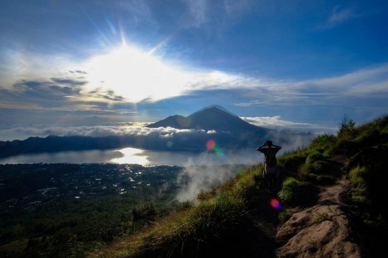 things to do in ubud: mt. batur