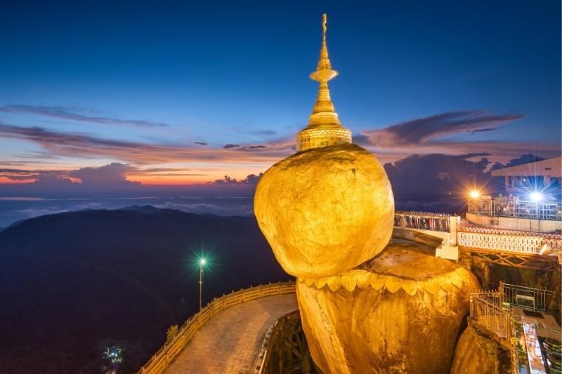 Myanmar Destinations: Kyaikto