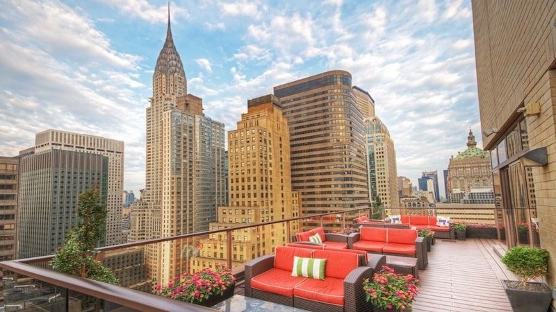 Best Airbnb in New York City with Manhattan views