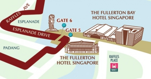 A Grand Prix View Staycation in The Fullerton Hotel Singapore from SGD810 1