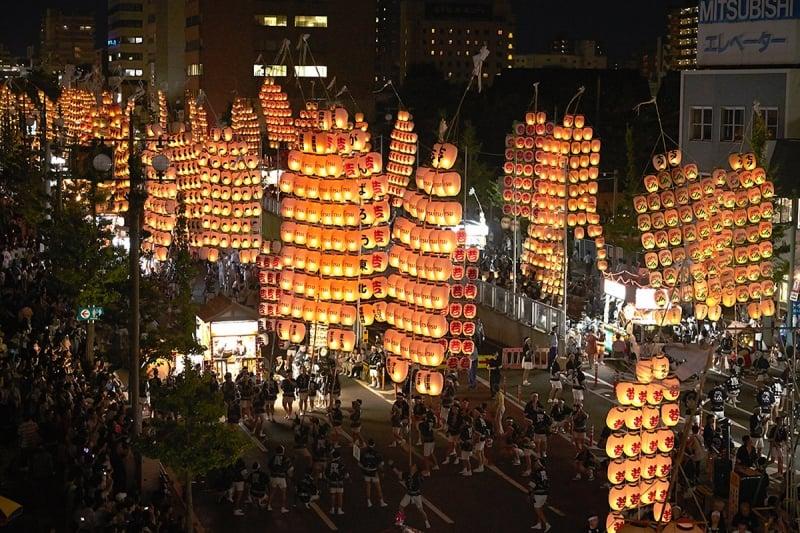 Akita Kanto Festival 2