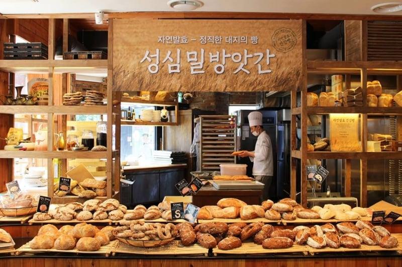 sungsimdang bakery