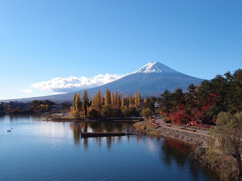 Fuji Five Lakes Region