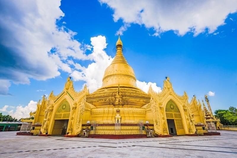 Myanmar Destinations: Yangon