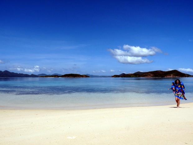 coron beach