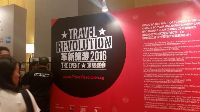 travel revolution fair august 2016
